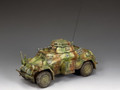 WS210  Sd. Kfz. 222 Armoured Car (Normandy) by King and Country
