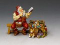 XM014-04  Santa & His Notebook by King and Country (RETIRED)