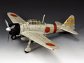 "JN001 The A6M Mitsubishi ZERO (1JNS ""Akagi"" version) LE250 by King and Country (RETIRED)"