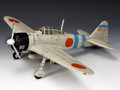 "JN009 The A6M Mitsubishi ZERO (1JNS ""Hiryu"" version) LE150 by King and Country (RETIRED)"