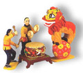 HK091  Small Northern Lion with Musicians by King & Country (Retired)