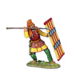 AG047 Persian Heavy Infantry Shield Bearer #2 by First Legion
