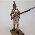 NAP003 British 43rd Foot Light Infantry Private Advancing by Cold Steel Min.