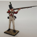NAP004 British 43rd Foot Light Infantry Private Standing by Cold Steel Min.