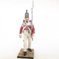 NAP012 British 43rd Foot Light Infantry Private Marching by Cold Steel Min