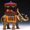SR001  Silk Road Elephant by King & Country (Retired)
