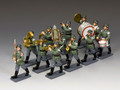WH013 The 12 Piece Classic Wehrmacht Band by K&C