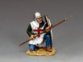 MK126 The Kneeling Spearman by King and Country