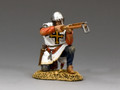 MK129 Kneeling Firing Crossbowman by King and Country (RETIRED)