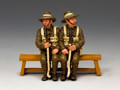 GA010-NSW  Sitting Anzac Set#1 (New South Wales) by King and Country