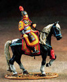 CA25  Mounted Officer Orange by King & Country (Retired)