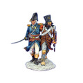 NAP0492   French Officer and Grenadier NCO Vignette  - 18th Line Infantry by First Legion