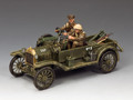 "FW188 Ford Model ""T"" Vickers Machine Gun Carrier by King and Country"