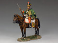 NA302 Mounted Hussar w/ Carbine by King and Country