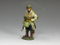 DD264-2   Standing Paratrooper w/M1 Carbine (101st Airborne) by King and Country