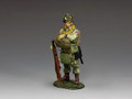 DD270-1   Standing Paratrooper (82nd Airborne) by King and Country