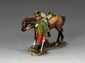 NA301  Hussar Walking w/Horse by King and Country