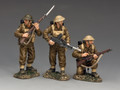 FOB123 Rear Guard Trio by King and Country