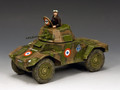 FOB111 The Pangard 178 Armoured Car by King and Country