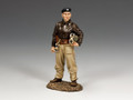 FOB112 Standing Armoured Car Crewman by K&C