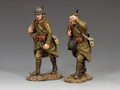 FOB114 Marching Poilus by King and Country