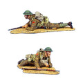 GW033 British Infantry Crawling with MLM MK II - 11th Royal Fusiliers by First Legion