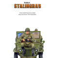 RUSSTAL039 Russian Infantry with PPSH 41 - Jeep Passenger/Tank Rider by First Legion