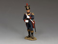 NA329  Artillery Officer by King and Country