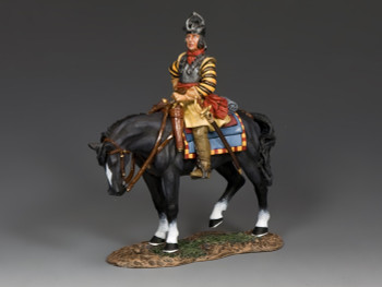 This is a special figure available from King & Country only. We wanted to be able to bring it to our customers without them having to go through the trouble of ordering from Hong Kong. The original price is $109 but we have marked it up to cover our costs and shipping expense of getting it to you since we pay the same price as you do for the figure. In the end you are paying the same price as you would from them.