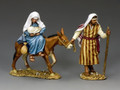 LoJ041 Mary, Joseph & The Infant Jesus by King and Country