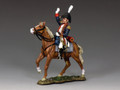 NA339  Royal Artillery Mounted Officer by King and Country