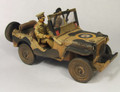 BRI32-01 Desert Rats Jeep by Ready4Action
