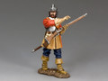PnM052B   Captain of Muskets by King and Country