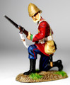 ZW-2005  24th Foot Private Kneeling Firing No. 2 by Empire Military Min.