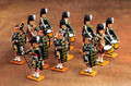 GHB  12 pcs Band of Gordon Highlanders by King & Country (Retired)