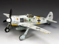 LW062   Plane FW190 (Winter Version) (250 Series) by King and Country