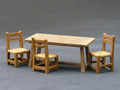 SP019a  Table and Chairs by King and Country