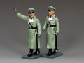 "LAH207  ""Himmler & Heydrich... The Deadly Duo"" (Grey version)  by King and Country"