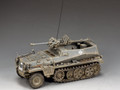 WH049.  Sd.Kfz 250/11 Panzerbuchse 41 by King and Country (RETIRED)