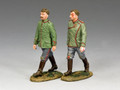 FW225   Boche Prisoners, WWI German by King and County