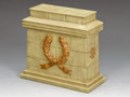 SP079  Large Equestrian Statue Plinth (Sandstone) by King and Country