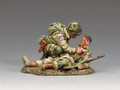 "DD287-1  ""US Paratroopers Blast Injury"" (82nd Airborne) by King and Country"