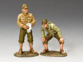 "JN020   ""Ground Crew Set #1, Imperial Japanese Army"" by King and Country"