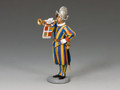 "CE020  ""Swiss Guard Musician / Trumpeter""  by King and Country"