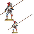 REN046 Swiss Mercenary Pikeman #5 by First Legion