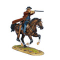 WW007 Mounted Gunfighter with 1860 Henry Rifle by First Legion
