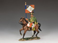 NA352  Hussar Guidon Bearer by King and Country