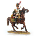 NAP043 Standard Bearer of the Empress Dragoons by Cold Steel Miniatures