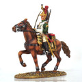 NAP044 Trooper of the Empress Dragoons by Cold Steel Miniatures