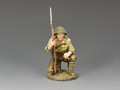 JN033   Kneeling Rifleman w/Grenade by King and Country